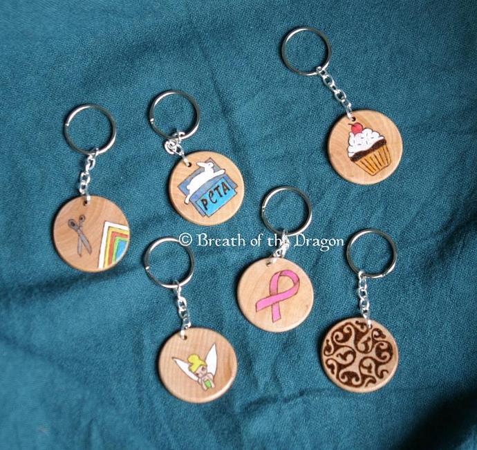 Customized key chain