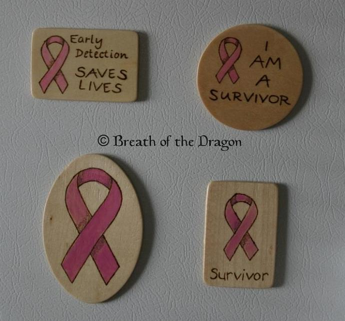 Pink Ribbon magnet