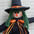 Witchy Primitive Rag Doll