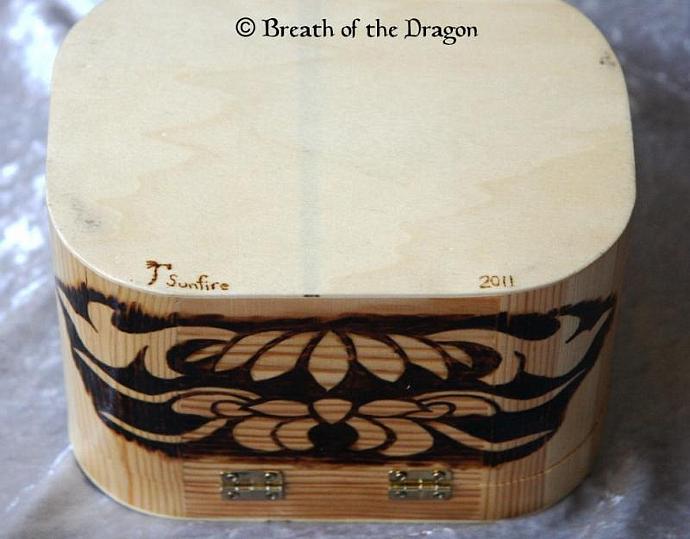Kanji/Asian Tranquility box