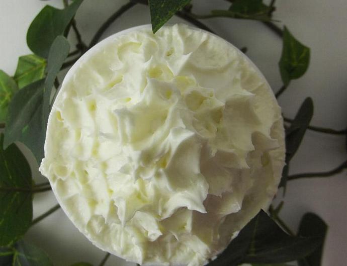 China Rain Deeply Moisturizing Whipped Body Butter Shea 4oz