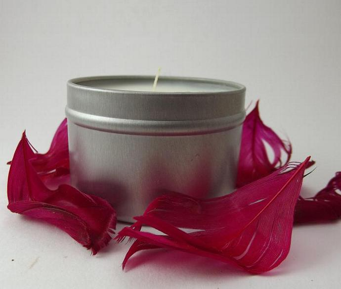 Lavender Woods - Massage Candle and Lotion Candle - Moisturizing Soy Shea Butter