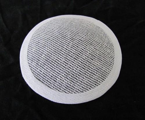 Medium Round Buckram Millinery Hat Frame Foundation