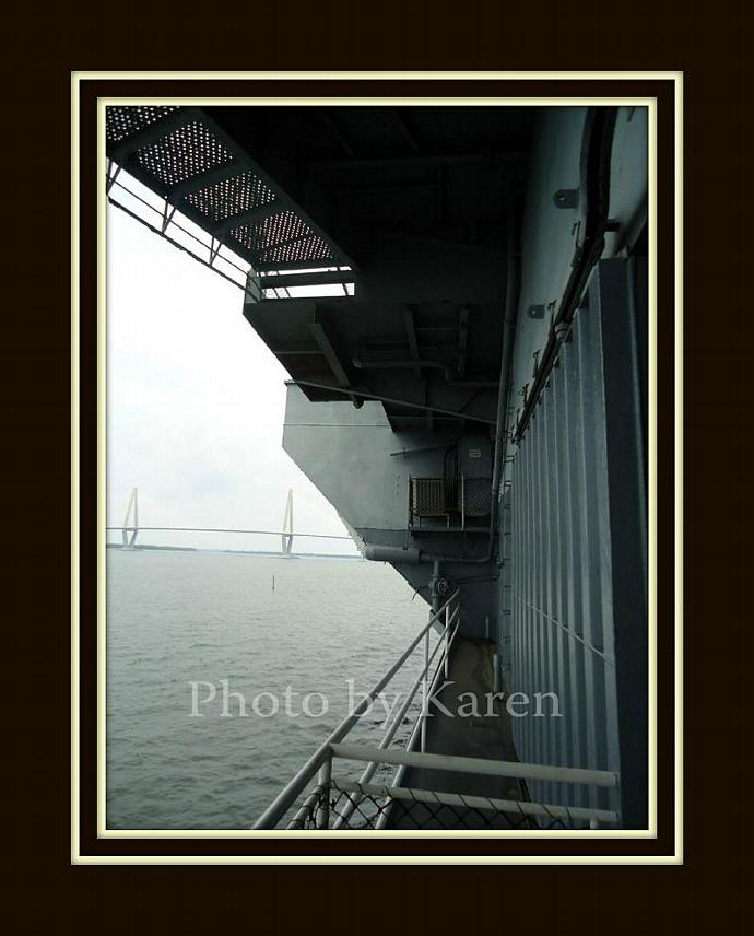Narrow Walkway 5 x 7 Original Photograph, other sizes available