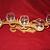 Oak Candle Centerpiece with 5 votive holders