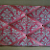 "Pin Boards/Notice Boards/Memo/ ""Pink Damask"""