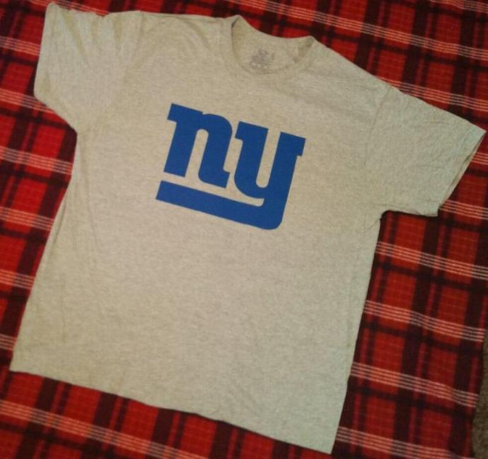 New York Giants NFL Football Quality T - Shirt All Sizes New