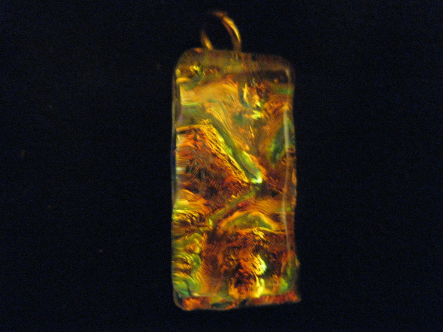 Believe or not Dichroic pendant