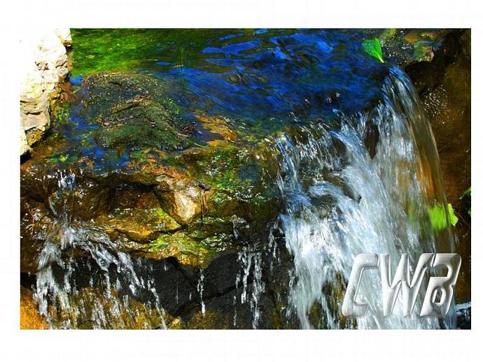 WaterColors Twilight fine art print