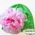 Precious PINK Peony Silk Flower ~ DIY Hair Clips