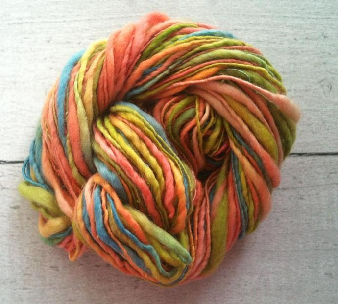Angel Spun Yarn Grab Bag Trio