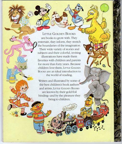 The Golden Egg Book 304-11 Vintage 1970s Little Golden Book Kids