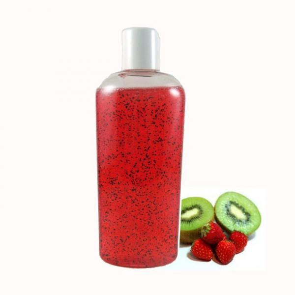 Strawberry Kiwi Shower Gel Exfoliating 9oz