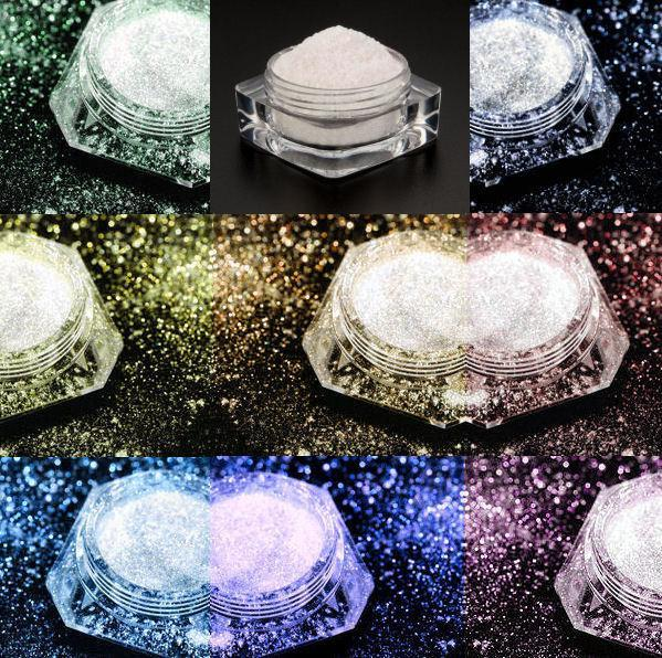 Full Set- Dramatic Mirage Faery Dust Powder - Like Getting TWO Free - All 8 For