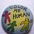 Color Me Human - hand drawn