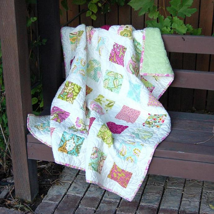 Reserved Listing for Jenna Jenkins, Fresh Cut Quilt