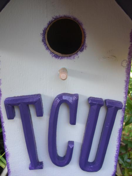 Birdhouse - Texas Christian University - TCU