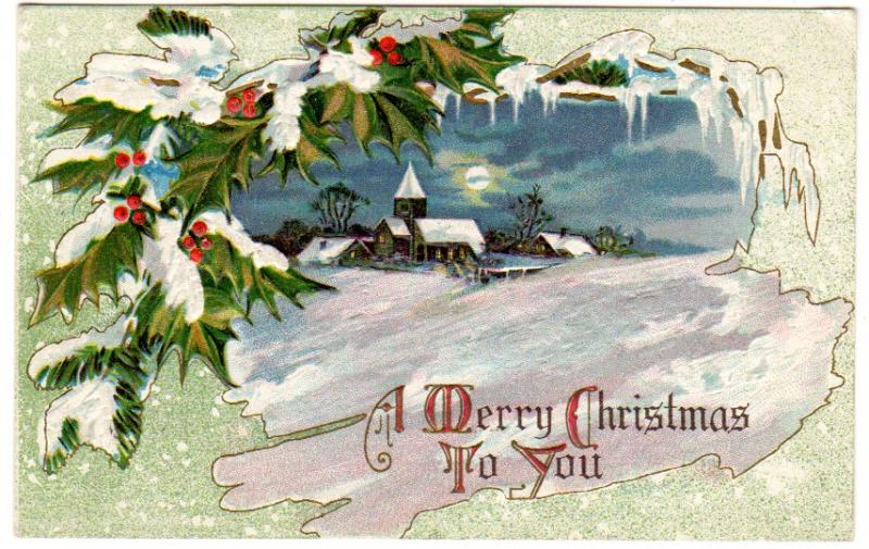 Antique Embossed Christmas | SandyCreekCollectables