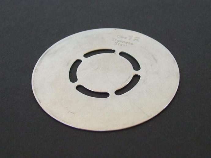 """Cook's Essentials Cookie Maker Disk 12 Replacement Part 2.25"""""""