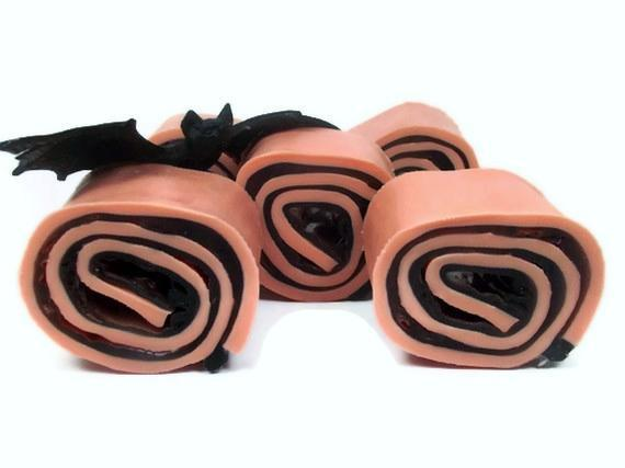 Witches Brew Halloween Soap Rolls