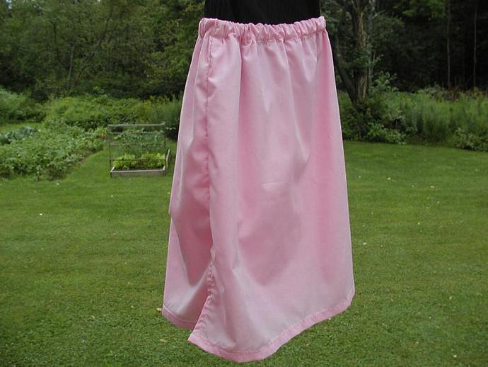 Pink Girl's Skirlottes w/Pockets