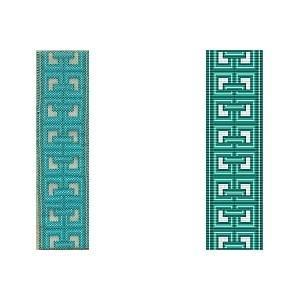 Loom Bead Pattern for Chinese Celtic Cuff Bracelet