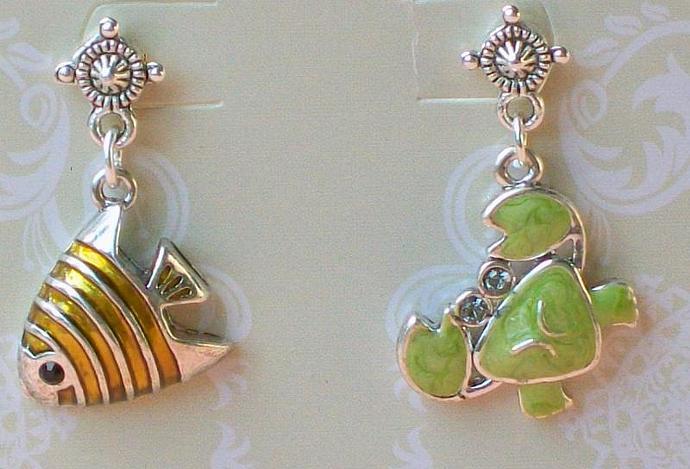 Ocean Delights Earrings