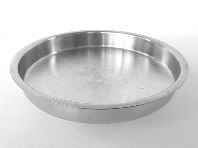 """Society Stainless Steel Cookware Pan Lid Replacement Part 7.5"""" - Vintage"""