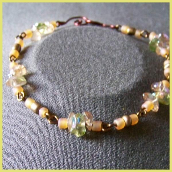 Autumnal Chips Bracelet