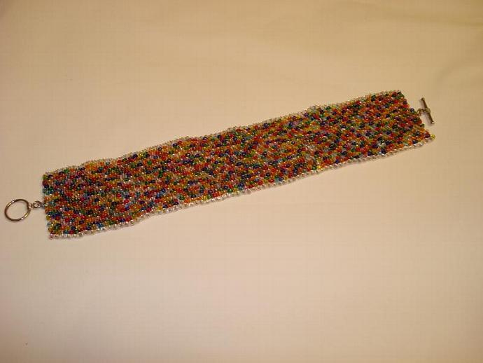 Dancing Colors Bracelet