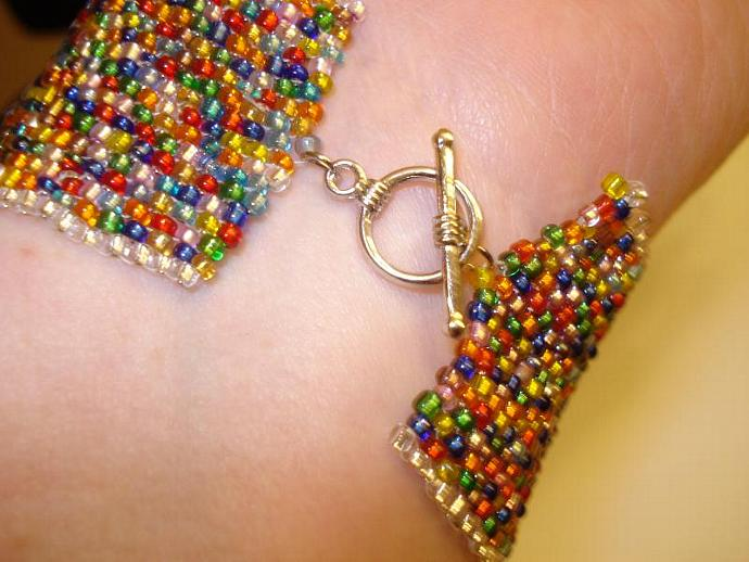 Dancing Colors Bracelet