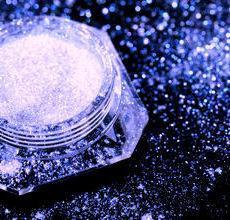 Dramatic Mirage Faery Dust Powder - Ocean Water - 3 gram jar packed - eye shadow