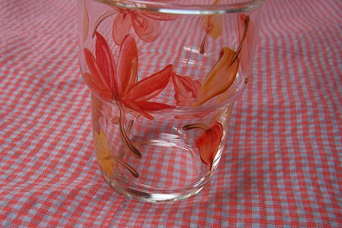 Autumn Leaves Tea Light Holder