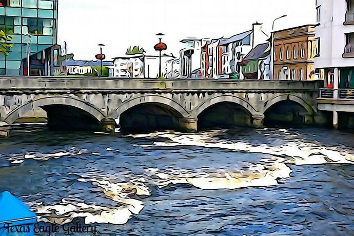 The River Runs Through It fine art prints