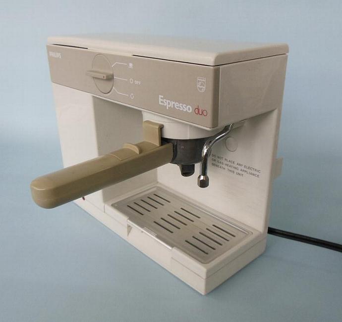Old Philips Coffee Maker : Philips Espresso Duo HD5189 Wall Mount LaurasLastDitch