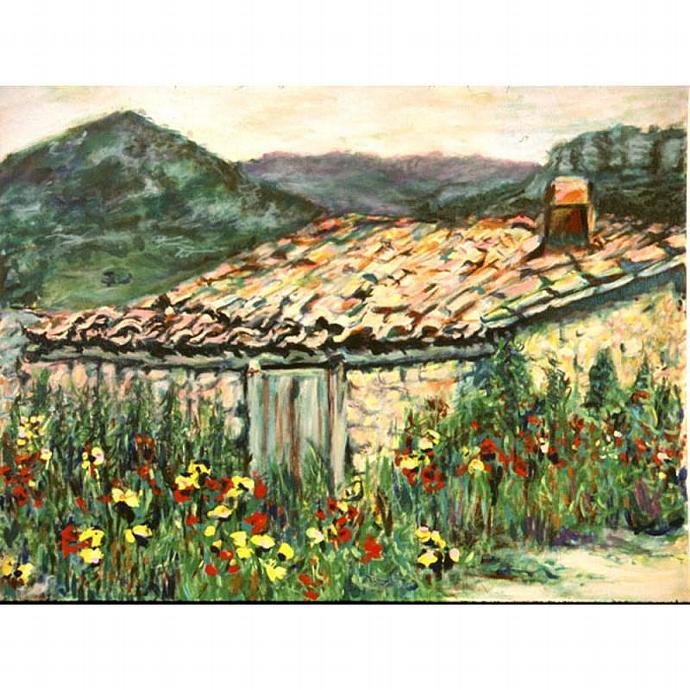 In Catalunya (A Spanish Landscape)
