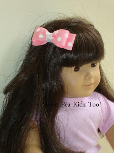 American Girl Doll Bow Starter Set