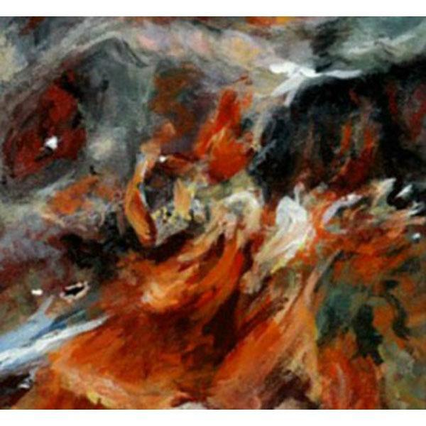 The Carina Nebula (A Space Landscape)