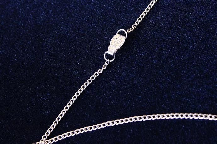 Majestic Abalone & Gold Pendant (658)