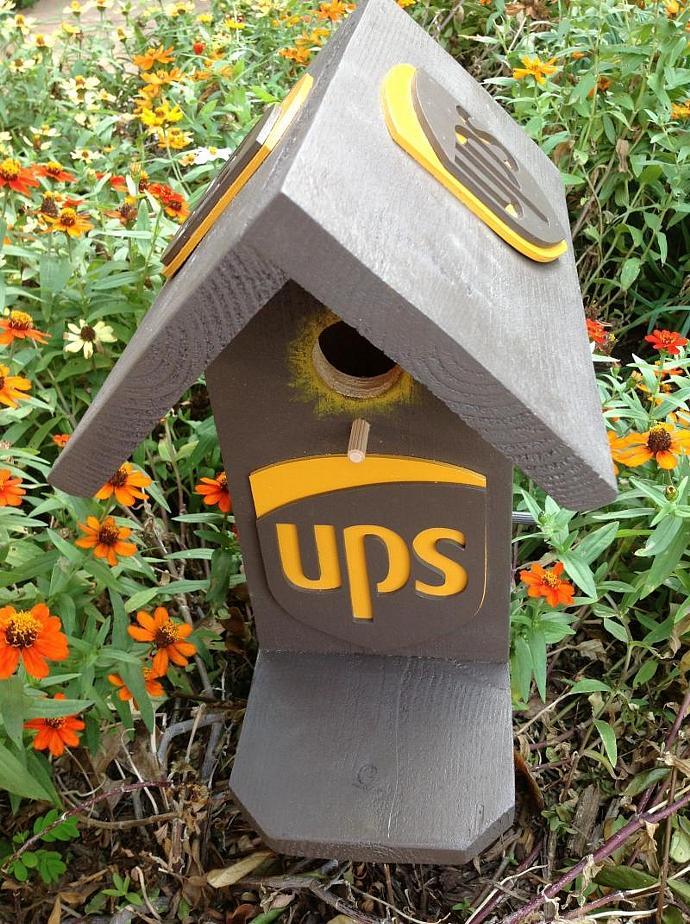 Birdhouse - UPS