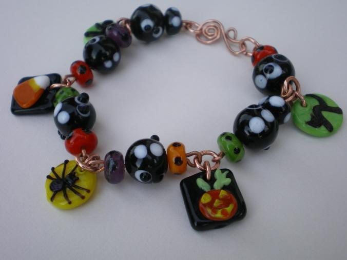 Halloween Time Bracelet