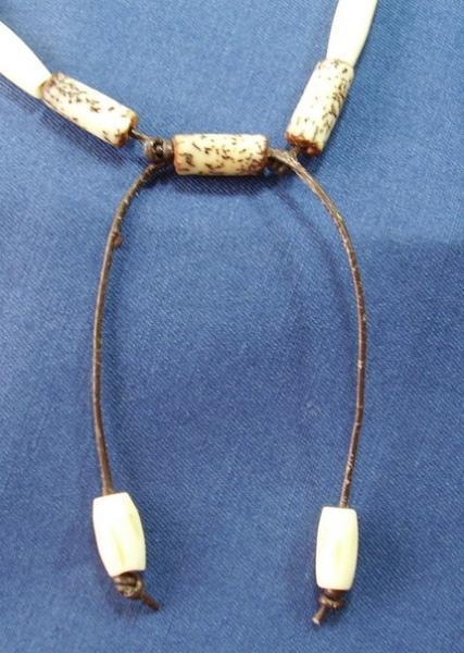 Maori Fishhook Necklace