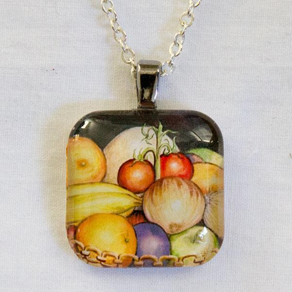 Bowl Of Plenty Pendant