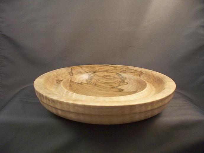 Beautiful Ambrosia Maple Platter/Bowl