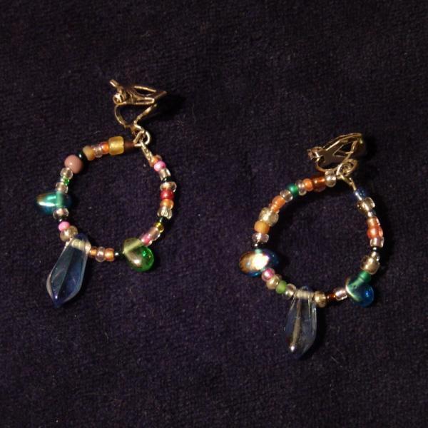 Gumdrop earrings