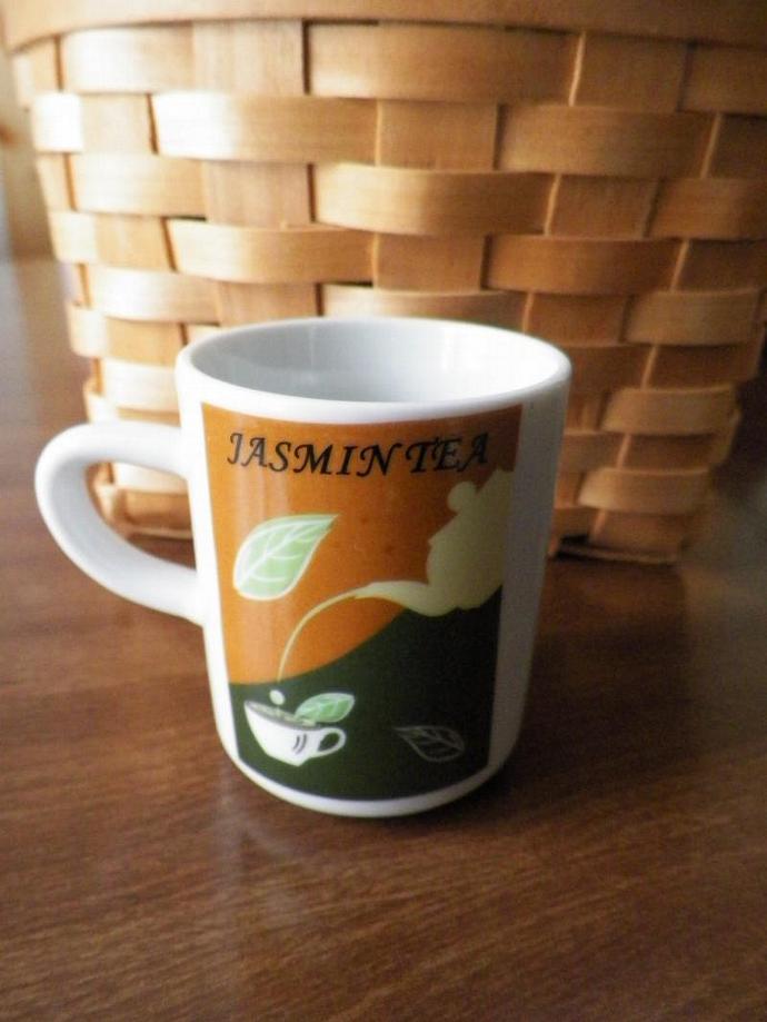 Jasmine Tea Mini Cup