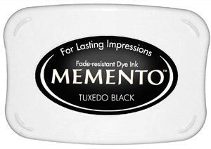 Memento Tuxedo Black stamp ink pad
