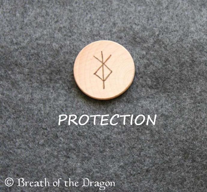 PROTECTION bindrune