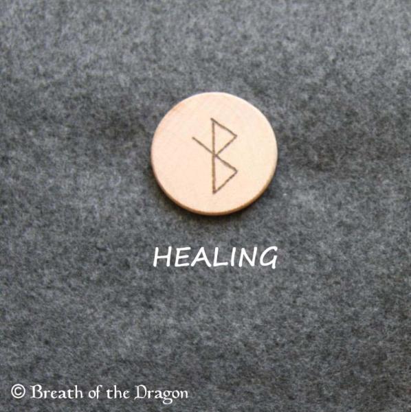HEALING bindrune