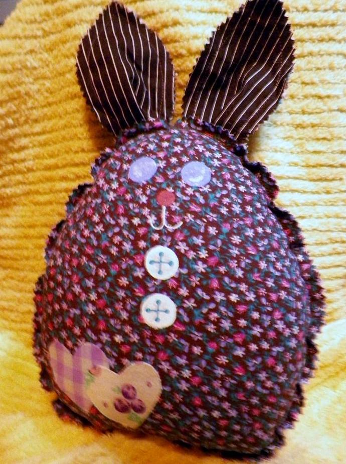 Tulip the Bunny